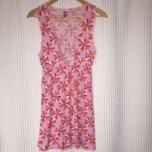 Victoria's Secret Pink Floral Dress/Cover Up